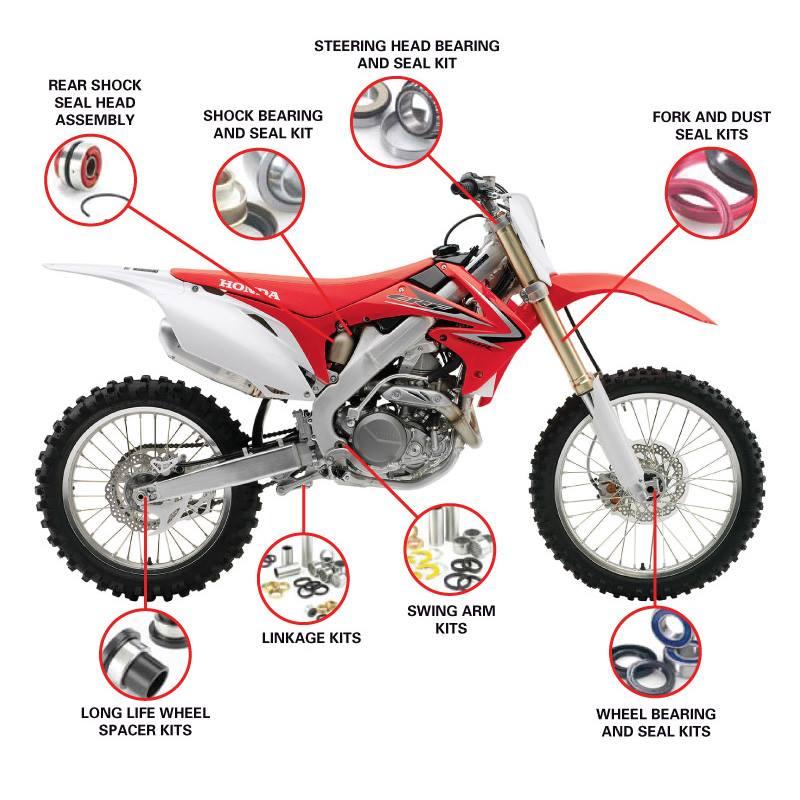 Resultado de imagem para rolamento de motos